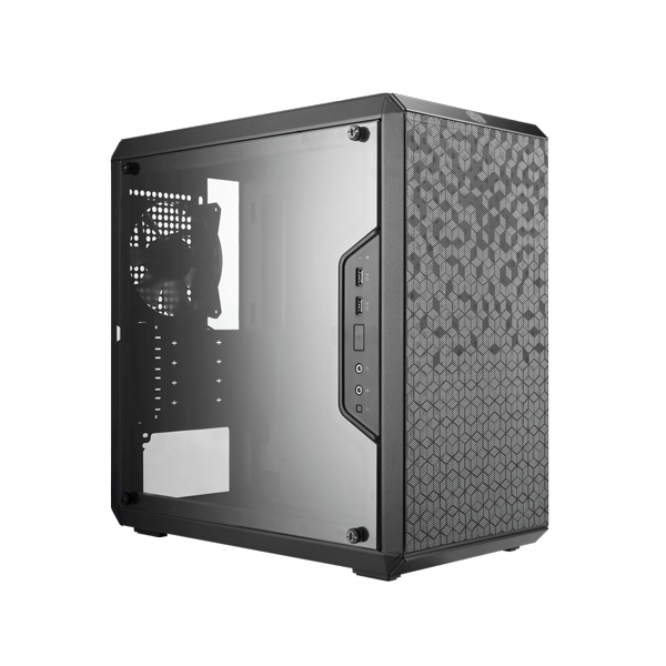 CASE CoolerMaster MasterBox Q300L (side window)