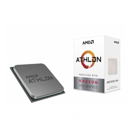 CPU AMD Ryzen Athlon 240GE