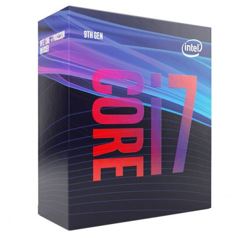 CPU Intel Core i7 9700