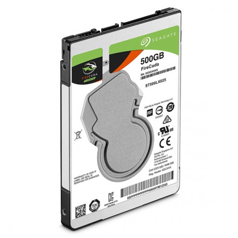 Ổ cứng HDD Laptop 500GB Seagate FireCuda ST500LX025