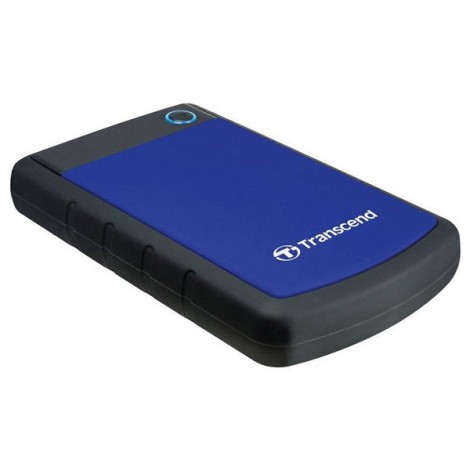 HDD 2TB Transcend Mobile H3 (Xanh)