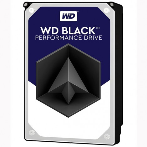 HDD 6TB WD6003FZBX (Black)