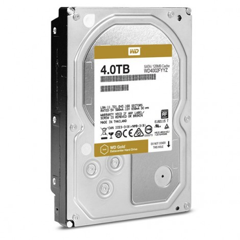 HDD 4TB WD4002FYYZ (Gold)