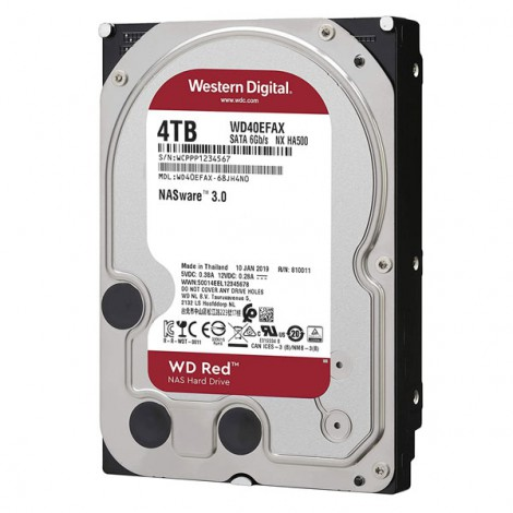 Ổ cứng HDD 4TB WD40EFAX