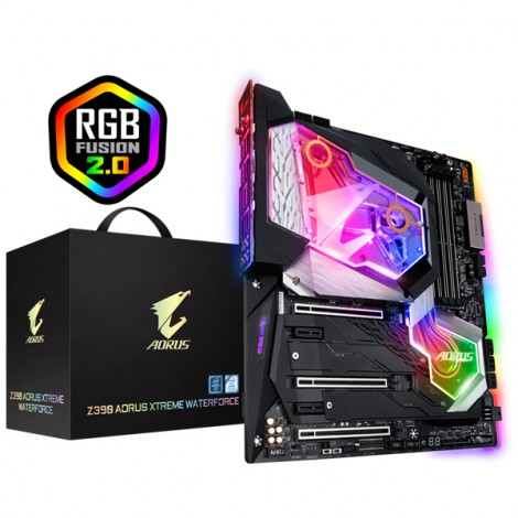 Mainboard Gigabyte Z390 AORUS XTREME WATERFORCE
