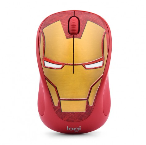 Mouse Logitech M238 Marvel Iron Man