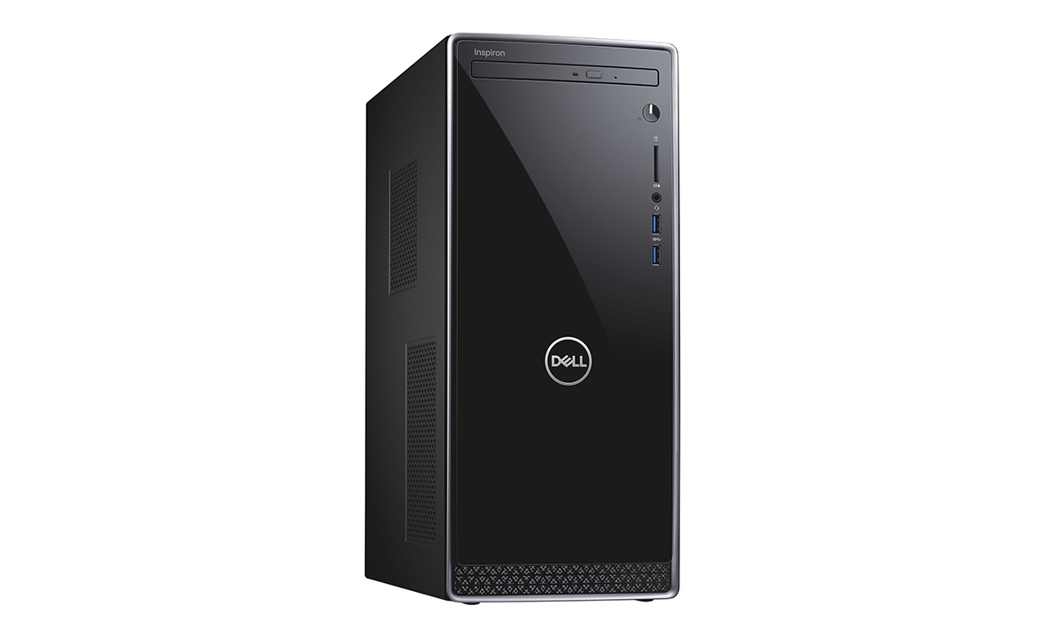 PC Dell Inspiron 3670 MT (i3 8100/4GB/1TB) (MTI31410W-4G-1T)
