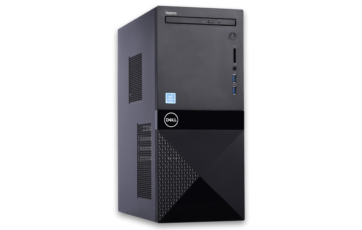 PC Dell Vostro 3670 MT (i7 8700/8GB/1TB/GTX1050 2G/DOS) (J84NJ21) (70174078)