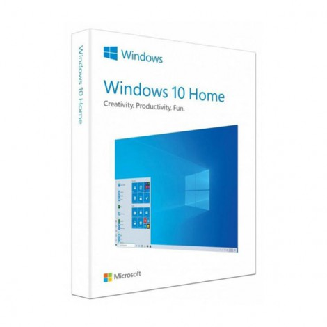 Phần mềm Microsoft Windows 10 Home 32/64 bit Eng Intl USB RS (HAJ-00055)