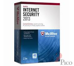 McAfee Internet Security 2013 (3PC)