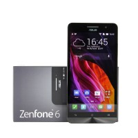 "ASUS ZENFONE 6 A601CG – IPS 6.0"" / 13MP / 8GB  / 2 SIM"