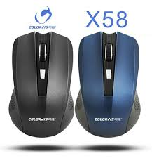 MOUSE COLORVIS X58