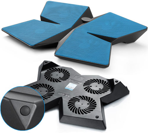 Fan notebook Deepcool X4