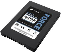 HDD 240GB  Corsair  SSD -F240GBLS