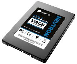 HDD 512GB  Corsair  SSD -F512GBLX