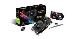VGA ASUS 4GB STRIX GTX1050Ti O4G GAMING