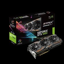 VGA ASUS 6GB STRIX GTX1060 - O6G GAMING