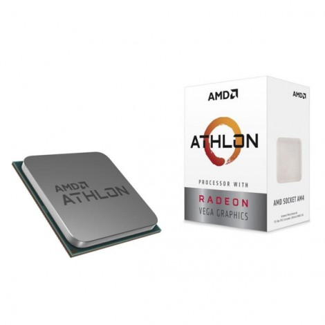CPU AMD Athlon 200GE (3.2GHz)