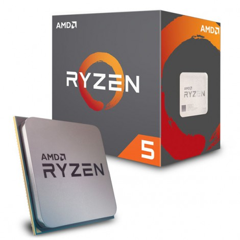 CPU AMD Ryzen 5 2600 (3.4GHz - 3.9GHz)