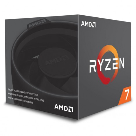 CPU AMD Ryzen 7 2700 (3.2GHz - 4.1GHz)