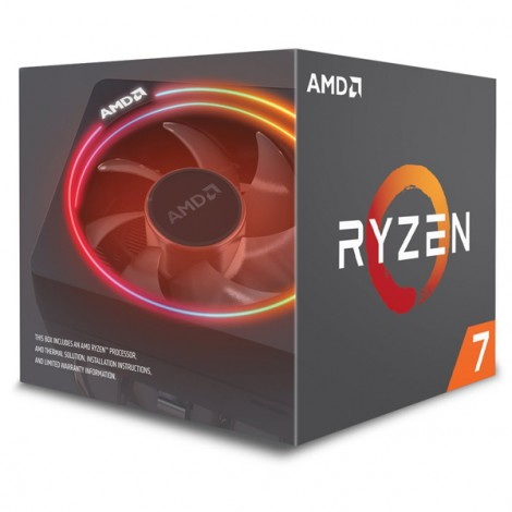 CPU AMD Ryzen 7 2700X (3.7GHz - 4.3GHz)