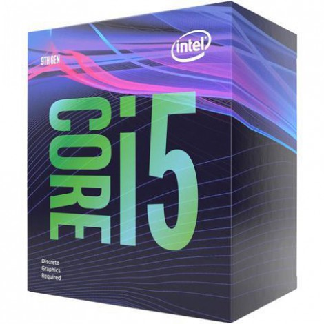 CPU Intel Core i5-9400F (9M Cache, up to 4.10GHz)