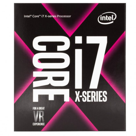 CPU Intel Core I7-7740X (4.3GHz - 4.5GHz)