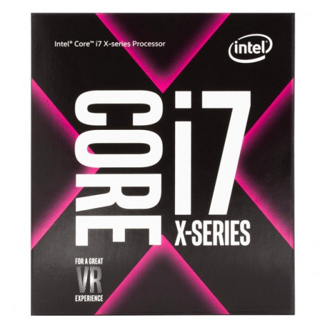 CPU Intel Core i7-7800X (3.5GHz - 4.0GHz)
