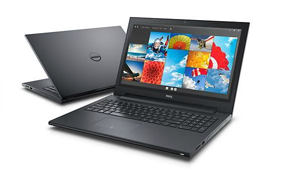 LAPTOP DELL INS N3558E (Đen)