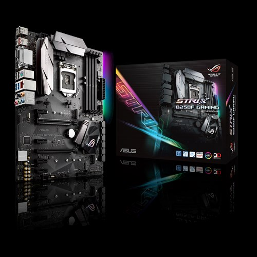 MAINBOARD ASUS STRIX B250F - GAMING