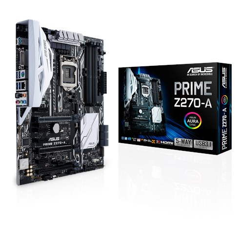 MAINBOARD ASUS PRIME Z270 - A