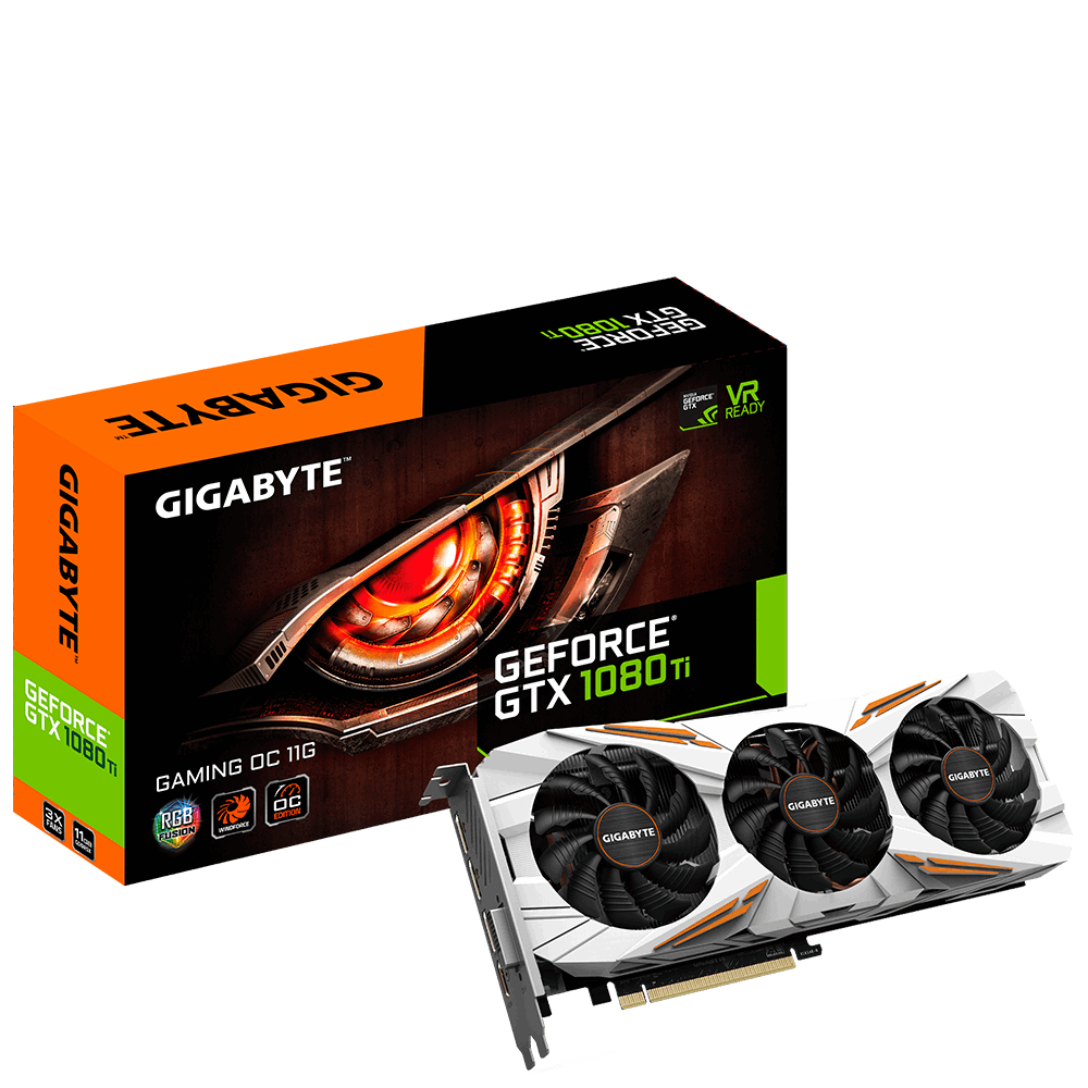 VGA GIGABYTE 11GB N108TGAMING OC - 11G