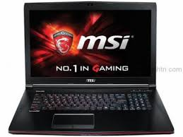 LAPTOP MSI GP62M 7REX - 1497XVN (i7 7700HQ)