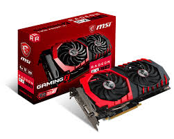 VGA MSI 4GB RX570 GAMING X