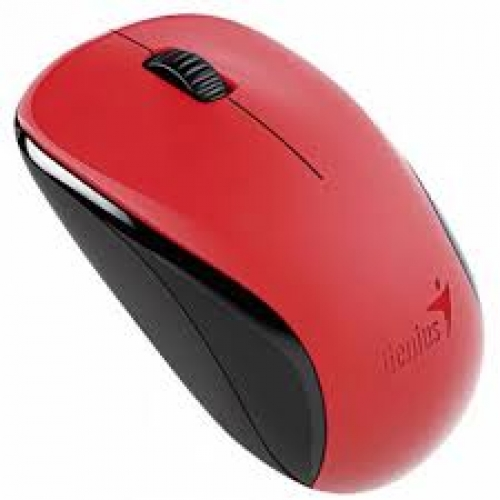 MOUSE GENIUS Wireless NX7000 (Đen, Đỏ)