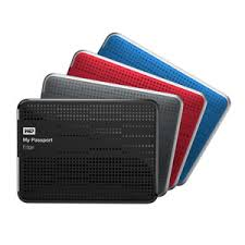 HDD WD 1TB PASSPORT ULTRA USB3.0 2.5""